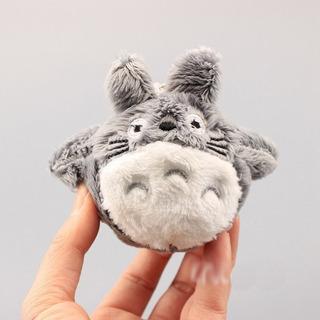 Peluche Mi Vecino Totoro Super Cute Tierno Llavero Ghibli