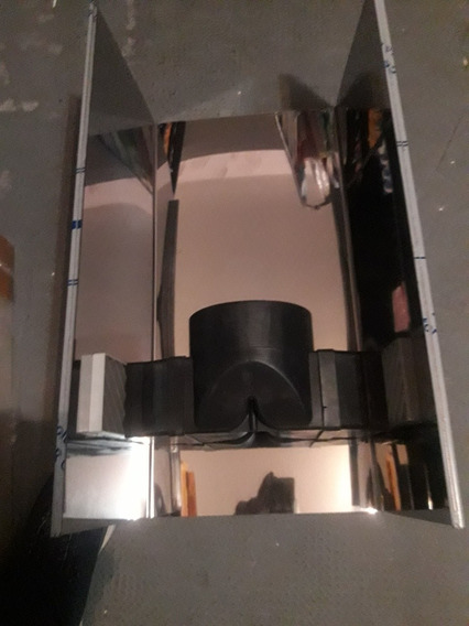 Kit Filtrante Acero Mas Filtro Spar Para Campana Prima 60cm