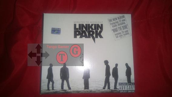 Linkin Park - Minutes To Midnight (cd Primer Edición)