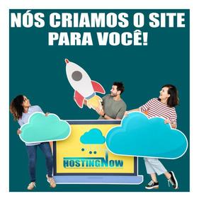 Criação De Site / Portfólio / Blog / Loja Virtual...