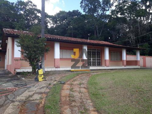 Excelente Chácara Com 4 Dormitórios À Venda, 4700 M² Por R$ 640.000 - Bairro Marina - Bragança Paulista/sp - Ch0647