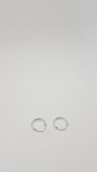 Brinco Promoção Feminino Argola Prata 925 Pequeno 11mm