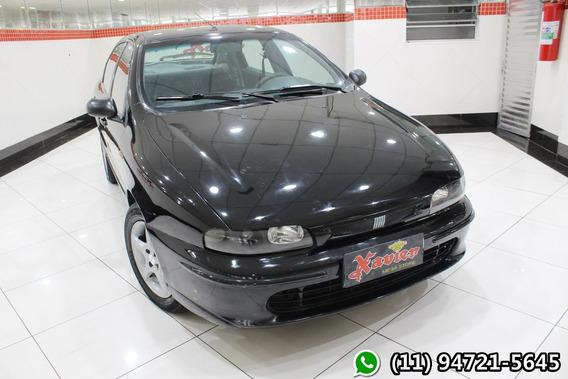 Fiat Brava Sx 1.6 2000 Preto Financiamento Próprio 3965