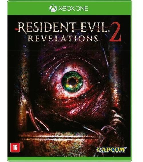 Resident Evil Revelations 2 - Xbox One - Lacrado!!!