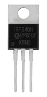 1 Unidad De Transistor Mosfet Irf640n