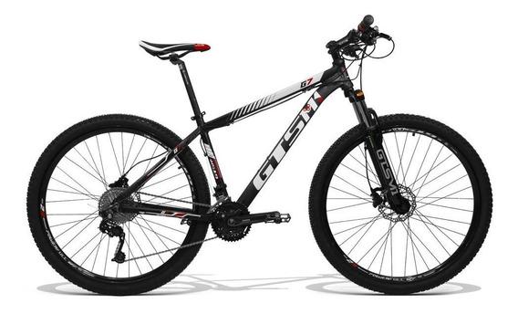Bicicleta Gts Aro 29 Freio Hidr. Câmbio Rx10 30v | Gts G7
