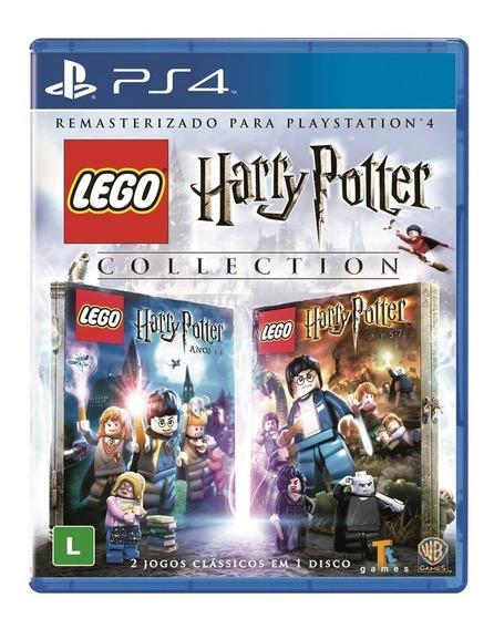 Harry Potter Collection Mídia Física Ps4