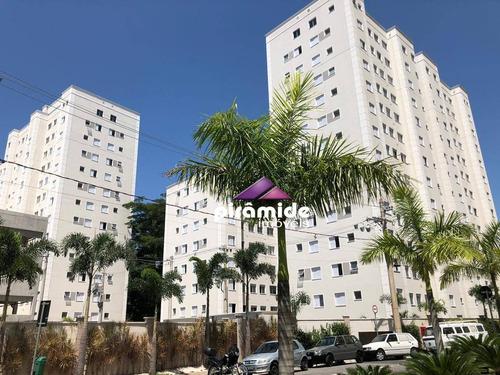 Apartamento Com 2 Dormitórios À Venda, 43 M² Por R$ 220.000,00 - Jardim Das Indústrias - São José Dos Campos/sp - Ap11731