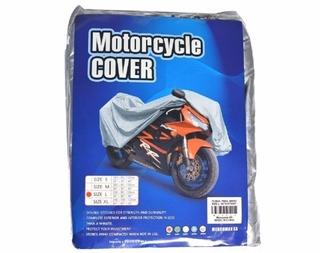Funda Cobertor Universal Moto Cross Calle L Solomototeam
