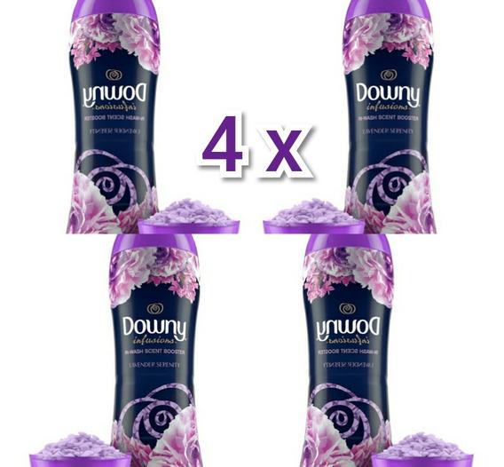 4 Downy Unstopables Perfume Roupas Envio Imediato Promoção