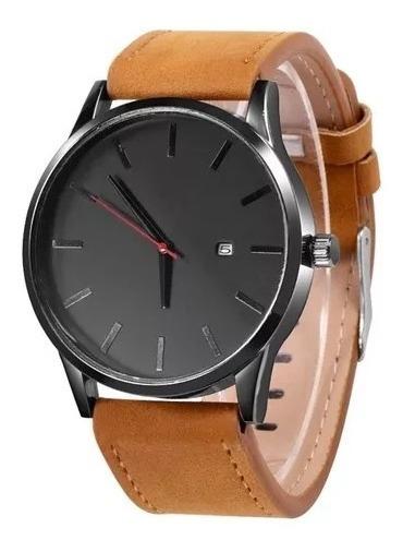 Relógio Masculino Casual Analógico Quartzo Barato Luxo