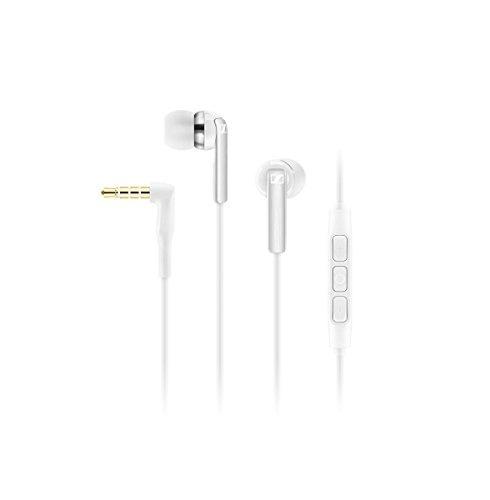 Sennheiser Cx 200i Blanco Auriculares Con Microfono / Mando