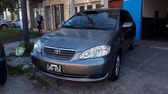 Toyota Corolla 1.8 Xei Nafta 4 Puertas Gris Oscuro
