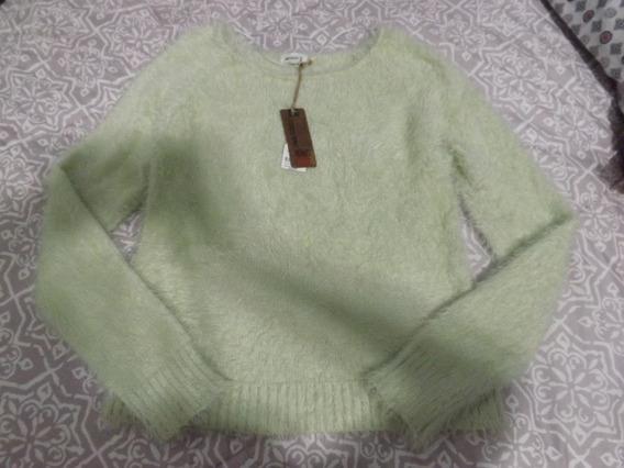 Sweter Tela Exquisitamente Suave Jeanius Company Xl Dama Envio Gratis