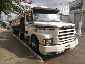 Scania 113h (motor Com 50.000km)