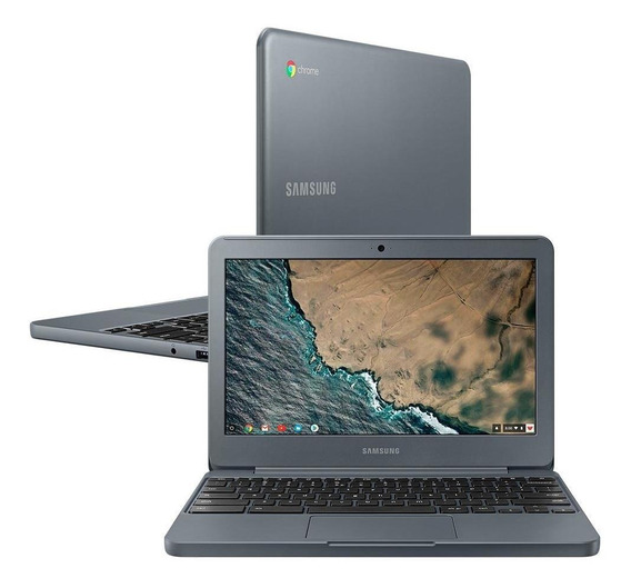 Notebook Samsung Chromebook,intel Dual-core,4gb,11.6,hd Led