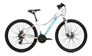 Bicicleta Mountain Bike Olmo Mujer Safari 26 Freno Disco Cuo