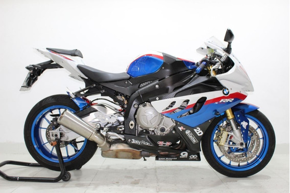 Bmw S 1000 Rr 2011 Branca