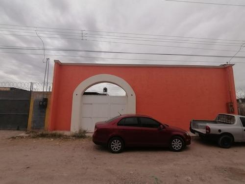 Bodega Con Casa Habitacion Al Norte De La Cuidad.