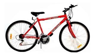 Bicicleta Mountain Bike Halley 19175 21 V Hombre R 26 Shiman