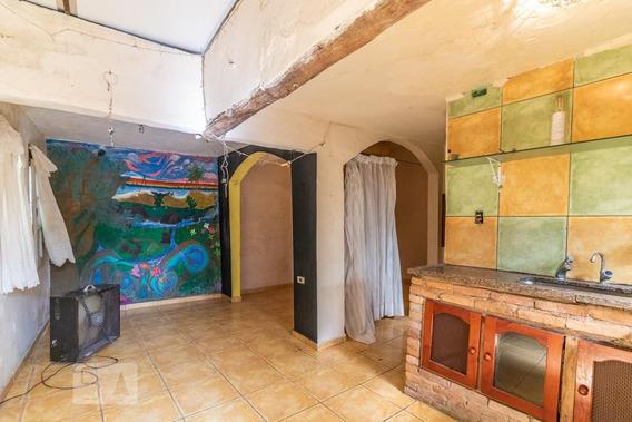 Casa Mobiliada Com 1 Dormitório E 1 Garagem - Id: 892862924 - 162924