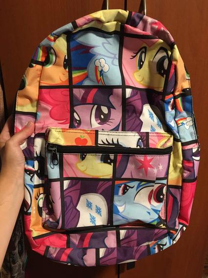Mochila Importada Reforzada My Little Pony Bioworld