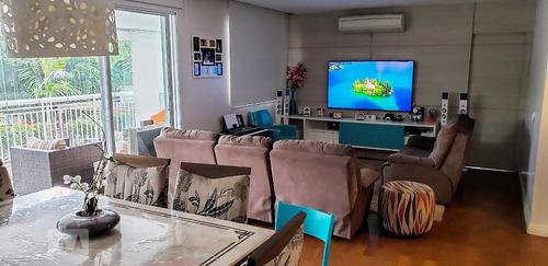 Apartamento À Venda - Santo Amaro, 3 Quartos,  135 - S893105679