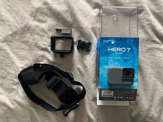 Gopro Hero 7 Silver + Acessórios