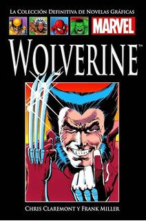 Wolverine Cómic Marvel Salvat
