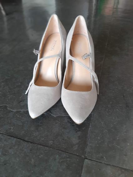 Zapatos Gris Michael Kors