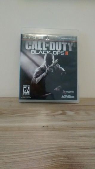 Call Of Duty Black Ops Ii (ps3) (física)