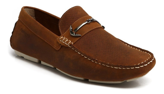 Drive Ferricelli Couro Camel/brown Lx40120 Ho36k