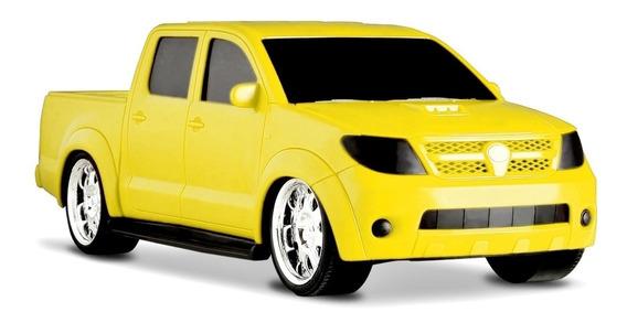 Caminhonete Pick-up Vision Hilux Toyota - Roma Brinquedos