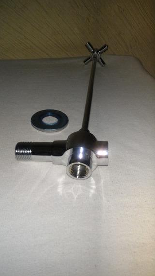 Misturador Registro De Agua Para Aqueçedor Solar Ou A Gás