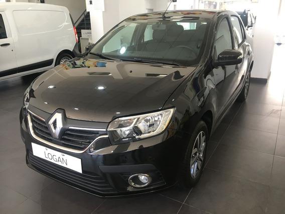 Renault Logan Intens 1.6 Anticipo Y Cuotas Fijas