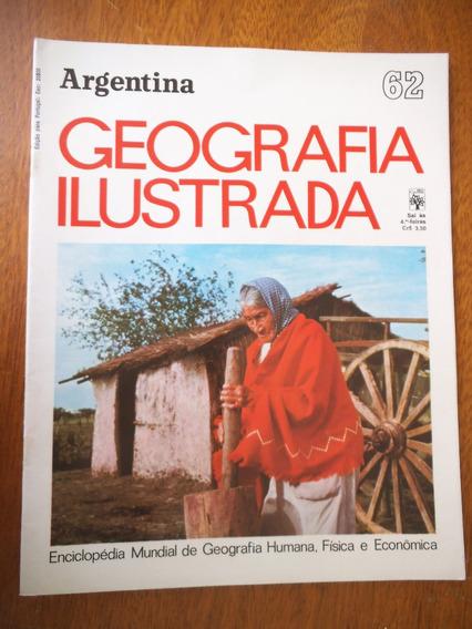 Revista Geografia Ilustrada Argentina Nº 62