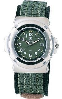 Reloj Smith & Wesson Para Hombre Sww-11-od Correa De Nylon