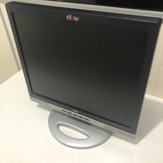 Monitor Aoc 712sa 17