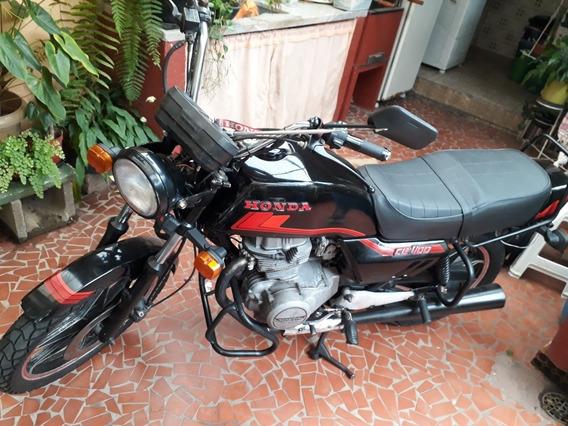 Honda Cb 400 Ii