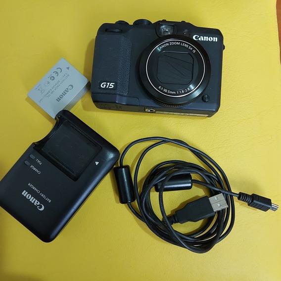 Camera Canon G15