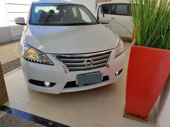 Nissan Sentra 2.0 Sl Flex Aut. 4p 2015