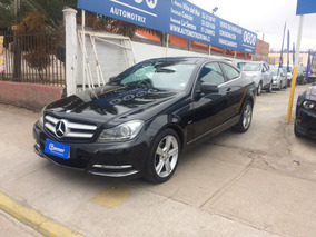 Mercedes Benz Clase C 250 Coupe 2012 Blue Efficiencie