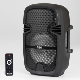 Parlante Inalámbrico Bluetooth Para Karaoke 20w Bkt Pk2008
