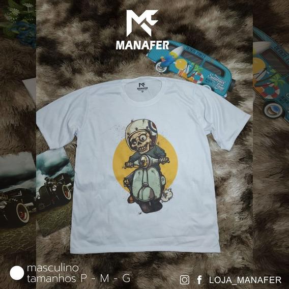 Camiseta Original Manafer Motoqueiro