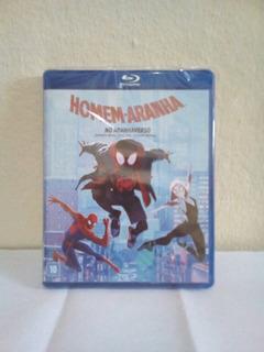 Blu-ray Homem Aranha No Aranhaverso