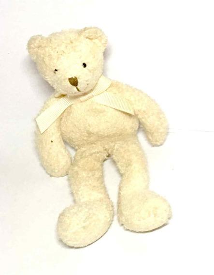 Pelúcia Urso Polar Tibbie Com Gravata Fofo Decoração