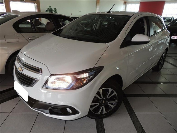 Chevrolet Onix 1.4 Ltz Branco 8v Flex 4p Manual 2015