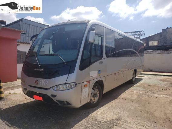 Micro Ônibus Rodoviário Marcopolo Senior Ano 13/13 Johnnybus