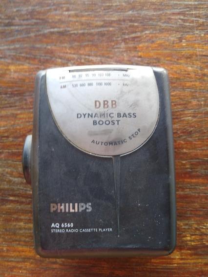 Walkman Fhilips Aq6560 - Leia O Anúncio Com Atenção.