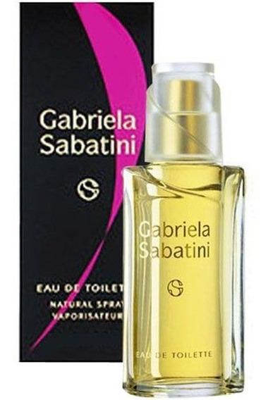 Perfume Gabriela Sabatini Edt 60ml Lacrado Com Nota Fiscal